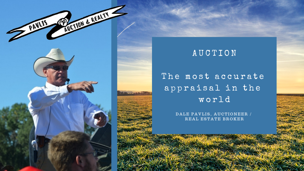 Auctions: The Most Accurate Appraisal in the World