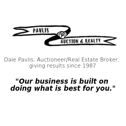 "Pavlis Auction and Realty - ""Our business is built on doing what is best for you."""